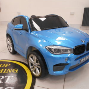 2020 LICENSED BMW X6M 2 SEATER