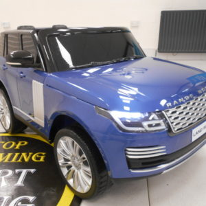2020 LICENSED 24V 4 WHEEL DRIVE RANGE ROVER VOGUE HSE 2 SEATER