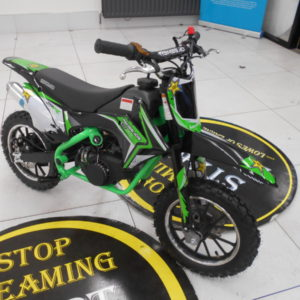 2020 KIDS PETROL DIRT BIKE RENEGADE 50R 49cc