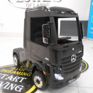 2020 KIDS ELEC RIDE ON LORRY MERCEDES ARTIC