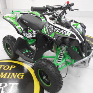 2020 KIDS PETROL QUAD RENEGADE RACE-X 49cc