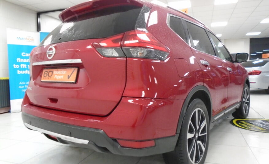 2018 NISSAN X-TRAIL 1.6 DCi TEKNA 4X4 FULLY LOADED 7 SEATER
