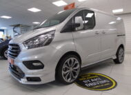 2021 FORD TRANSIT CUSTOM 2.0 EcoBLUE 130PS LIMITED